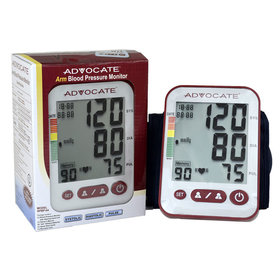 Pharma Supply Advocate® Upper Arm Blood Pressure Monitor