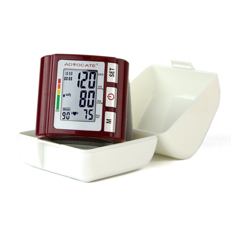 Pharma Supply Pharma Advocate® Wrist Blood Pressure Monitor, Model FT-B05W