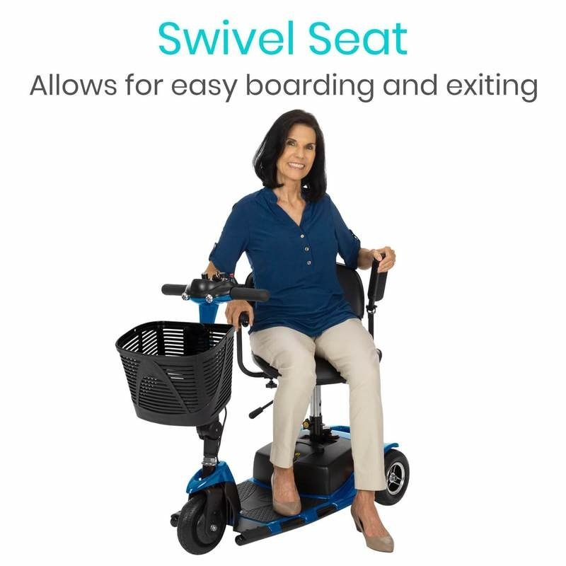 Vive Health Vive 3 Wheel Mobility Scooter