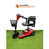 Refurbished Drive Phantom Portable Three Wheel Scooter - With Batteries Included