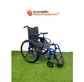 Refurbished TiLite 2GX Folding Ultralight Wheelchair