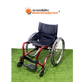 Refurbished Sunrise Medical Quickie R2 Manual Wheelchair