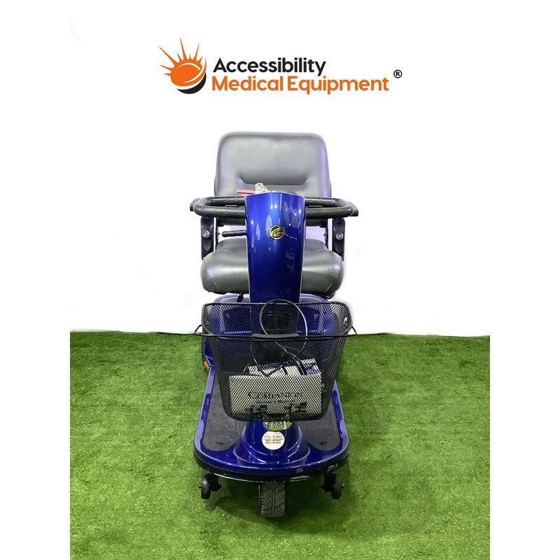Refurbished Golden Companion 3 Wheel Power Scooter - Working Batteries
