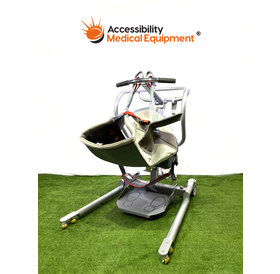 Refurbished Mini Sit to Stand Bariatric Lift 160EM (with slings and working battery)