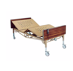 Refurbished Hospital Bed Bariatric Full Electric