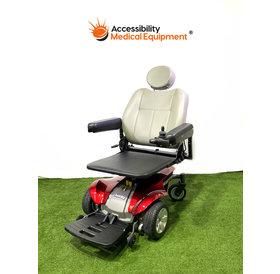 Refurbished Jazzy Select Elite Power Wheelchair - Working Batteries
