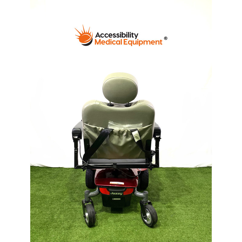Refurbished Jazzy Select Elite Power Wheelchair - Working Batteries