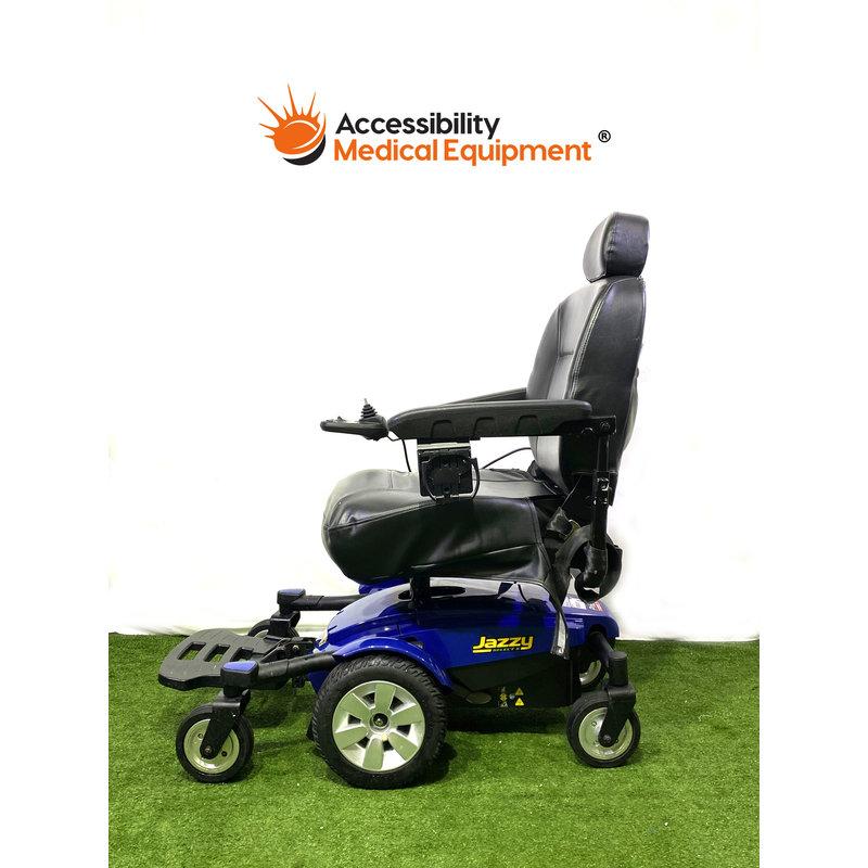 Refurbished Pride Jazzy Select 6 Power Wheelchair - Working Batteries