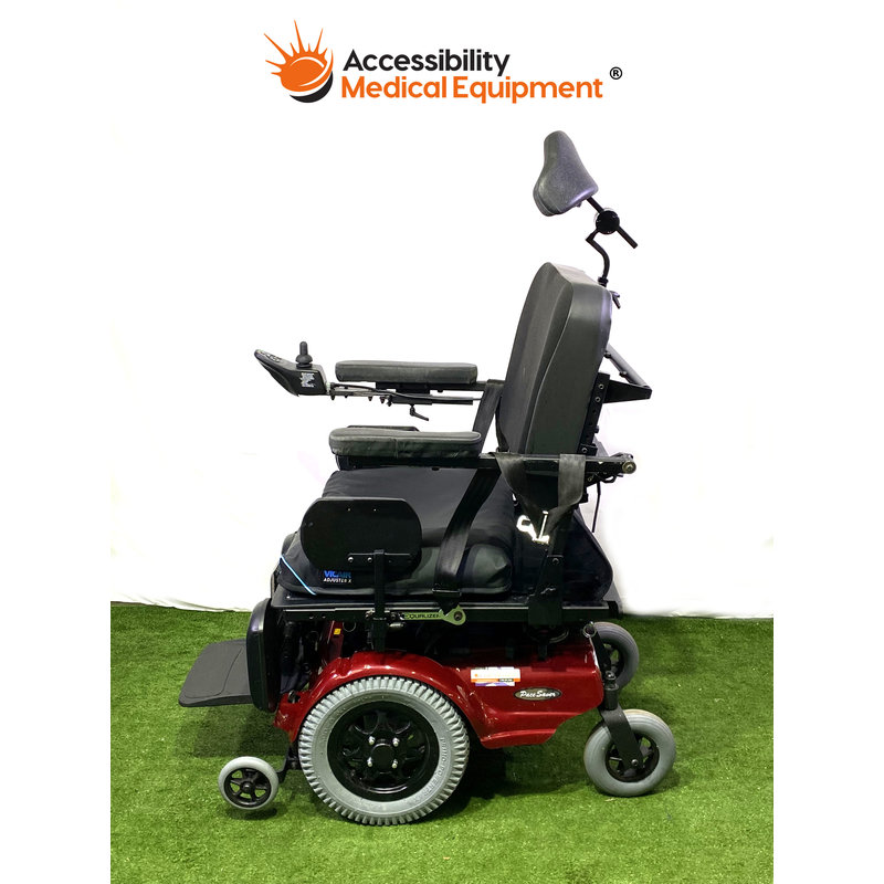 Refurbished Bariatric PaceSaver Equalizer Power Wheelchair w/ Tilt - Working Batteries