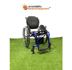 """Refurbished Invacare Top End Sports Wheelchair 16"""" seat"""