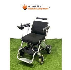 Refurbished EZ Lite Cruiser Foldable Power Wheelchair