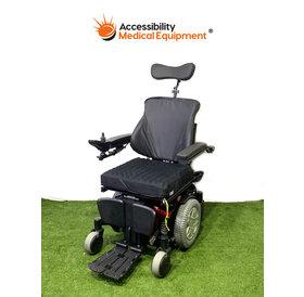 Refurbished Pride Quantum Q6 Edge Power Wheelchair - Needs Batteries Tilt/Recline and Elevating Leg rests)