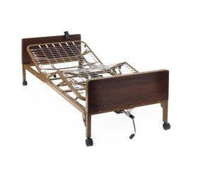 Medline Medline Semi-Electric Hospital Bed