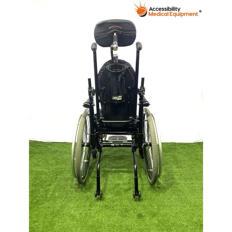 Refurbished TiLite Aero Z Pediatric Manual Wheelchair