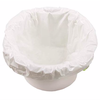 Commode Liner Bags