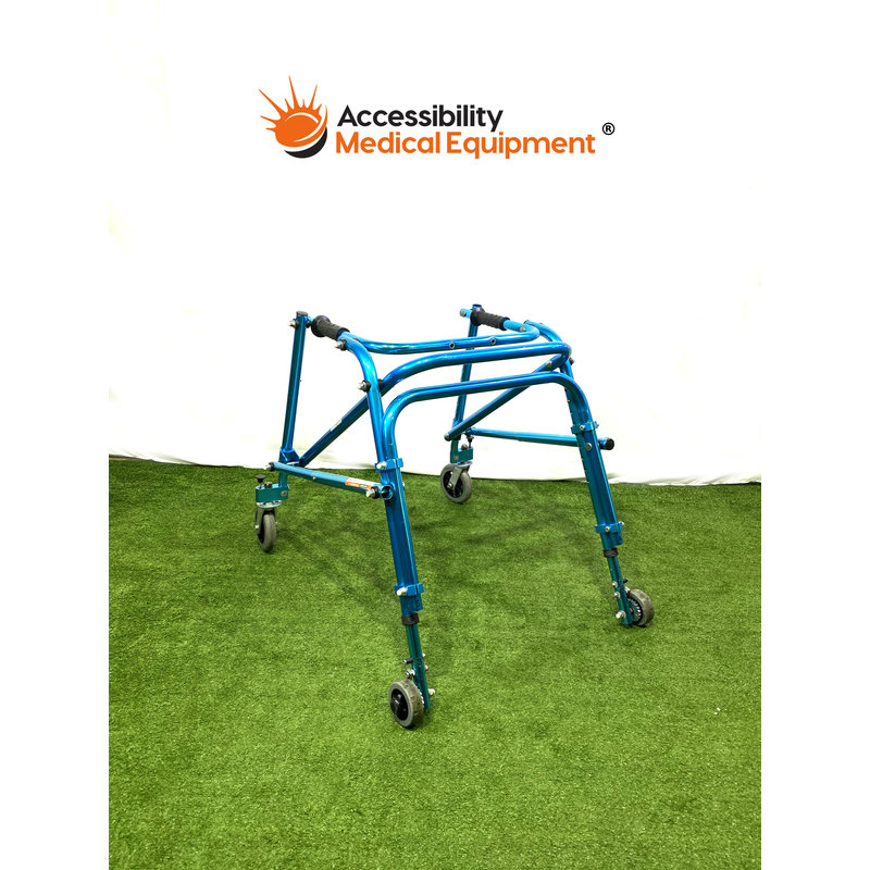 Refurbished Drive Wenzelite Nimbo Pediatric Posterior Walker - Small