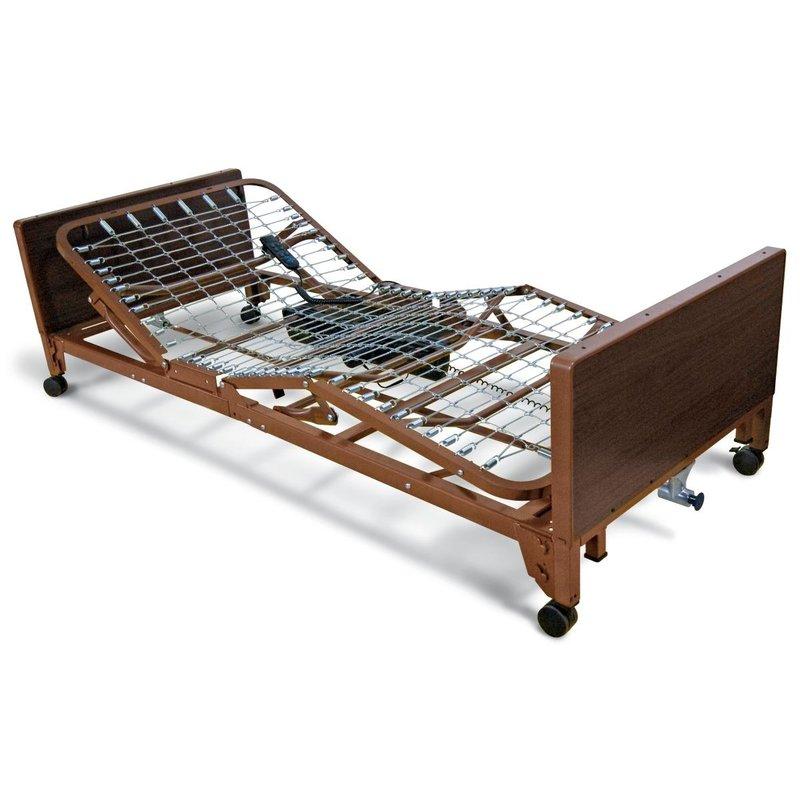 Medline Medline Low Full-Electric Hospital Bed