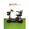 Drive Medical Drive Scout Compact Travel Power Scooter, 4 Wheel