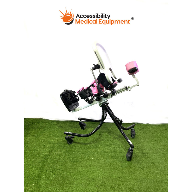 Refurbished Leckey Squiggles Tri-Stander Size 1 with Tray