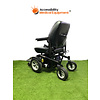 """Refurbished Drive Trident HD Bariatric Power Chair with Batteries 22"""" Seat"""