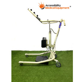 Refurbished Invacare Get-U-Up Hydraulic Sit to Stand Lift