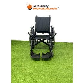 "Refurbished Ki Mobility Catalyst Folding Wheelchair 16"""