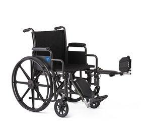 Medline Medline Guardian K1 Wheelchair With Elevating Leg Rests