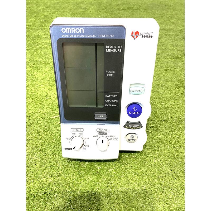 As-Is OMRON IntelliSense Digital Blood Pressure Monitor HEM - 907XL
