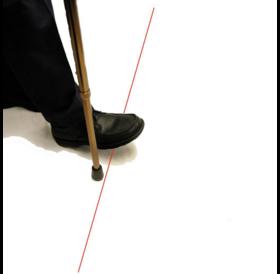 U-Step U-Step Laser Cane