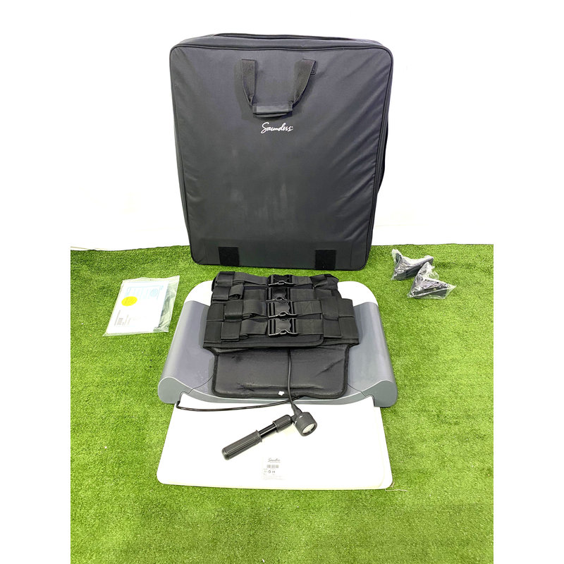 Refurbished Saunders Lumbar Traction System - in Original Box