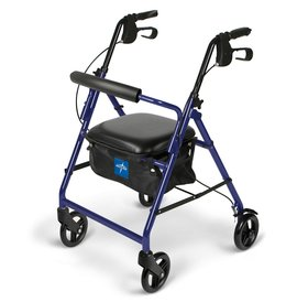 "Medline Medline Rollator with 6"" Wheels"
