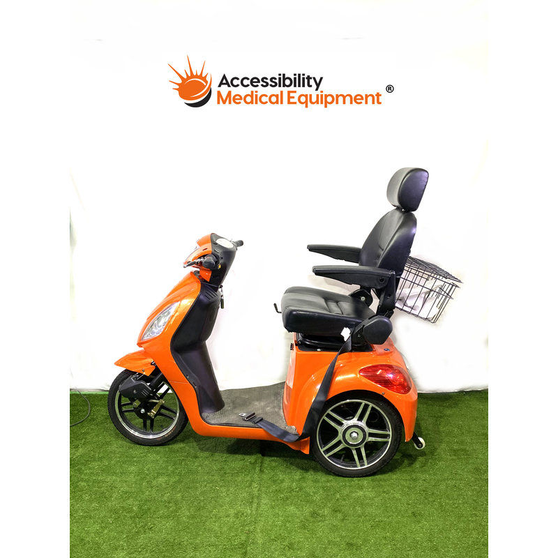 Refurbished EWheels EW 36 Elite Mobility Scooter - NEW BATTERIES
