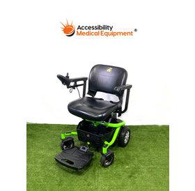 Refurbished Golden Lite Rider Portable Power Chair - Working Batteries