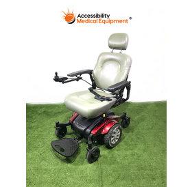 Refurbished Golden Compass Sport Power Wheelchair - Working Batteries