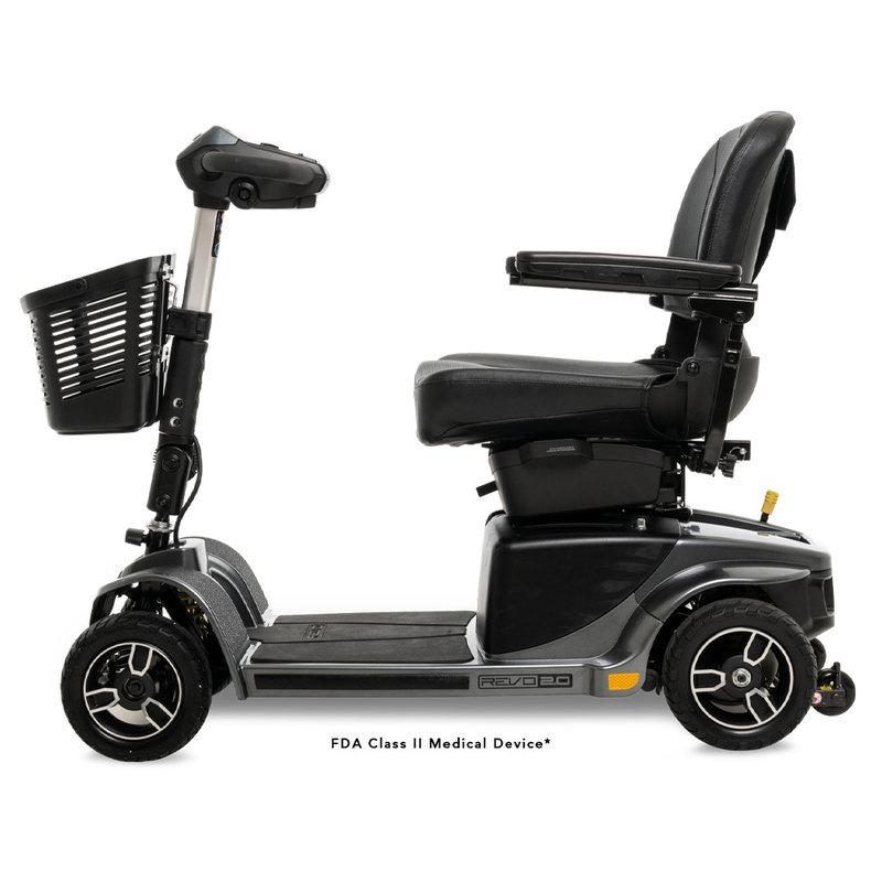 Pride Pride REVO 2.0, 4-Wheel Mobility Scooter