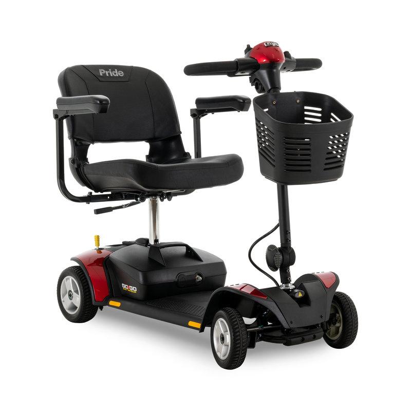 Pride Pride GO-GO ELITE TRAVELLER, 4-Wheel Mobility Scooter