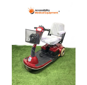 Refurbished PaceSaver Premier 3 Wheel Scooter - NEW BATTERIES