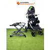 Refurbished Sunrise Zippie Voyage Stroller with hi/low base