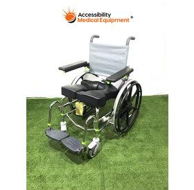 Refurbished Raz Design SP Rehab Shower Commode Chair