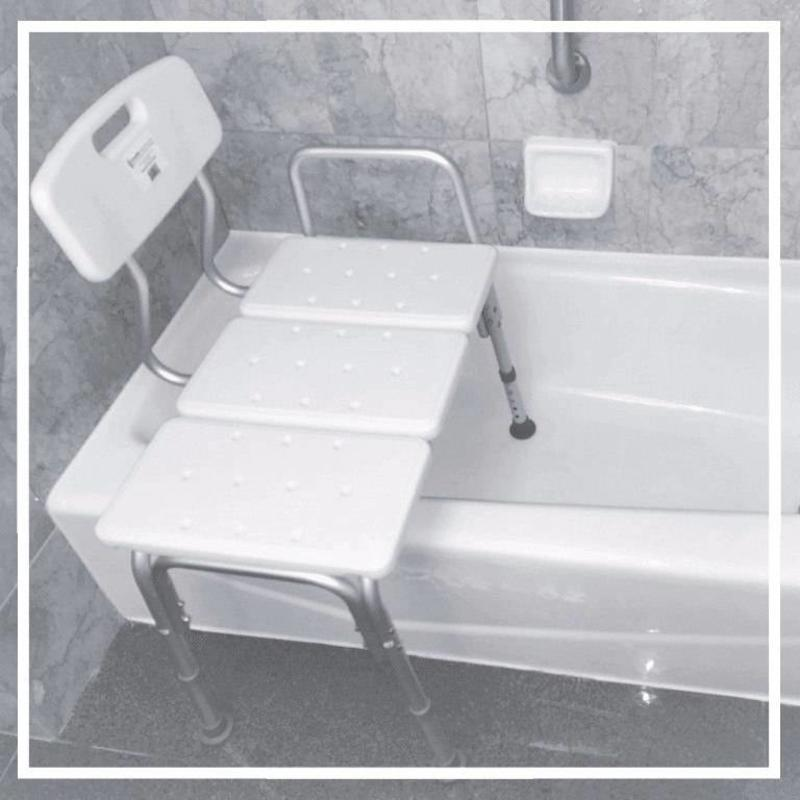 Sturdy Max Transfer Bath Bench