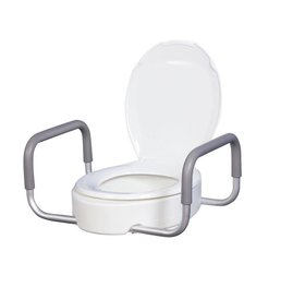 Refurbished Elevated Toilet Seats - With Handles