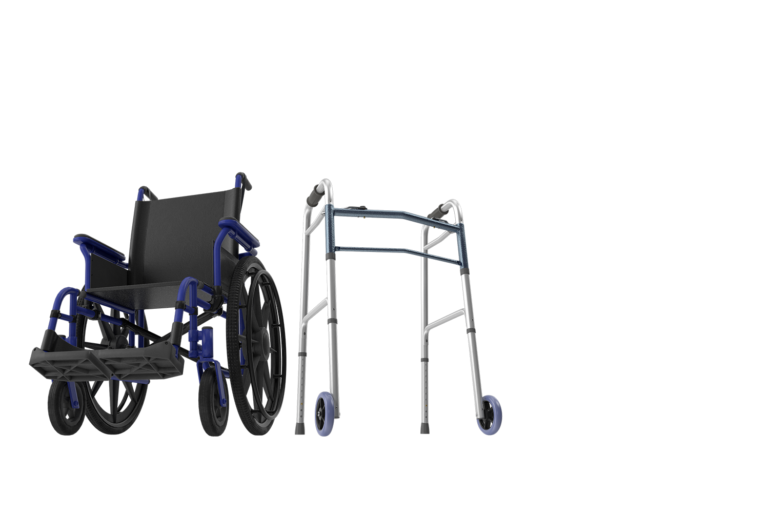 Shipping Boxes Labeled with Accessibility Medical Equipment®