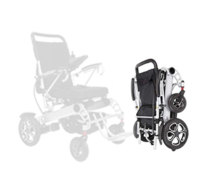 DELUXE FOLDING POWERCHAIR
