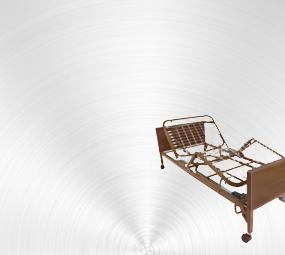 Hospital or Homecare Bed