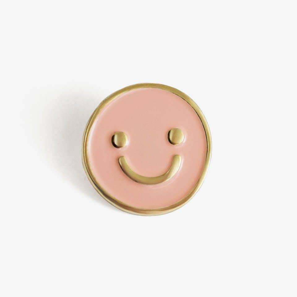 The Good Twin Happy Day Enamel Pin
