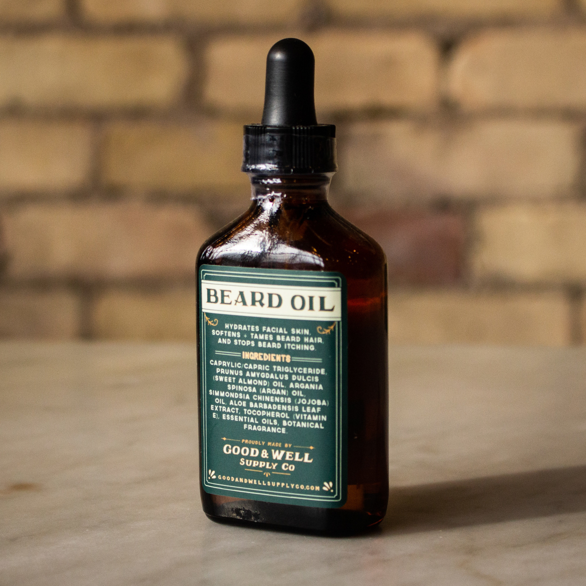 Good and Well Supply Company Beard Oil - Lumberjack