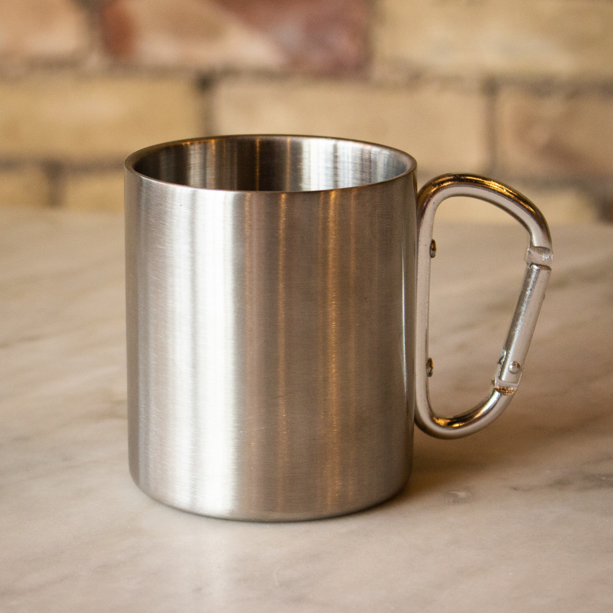 Foster and Rye Carabiner Travel Mug