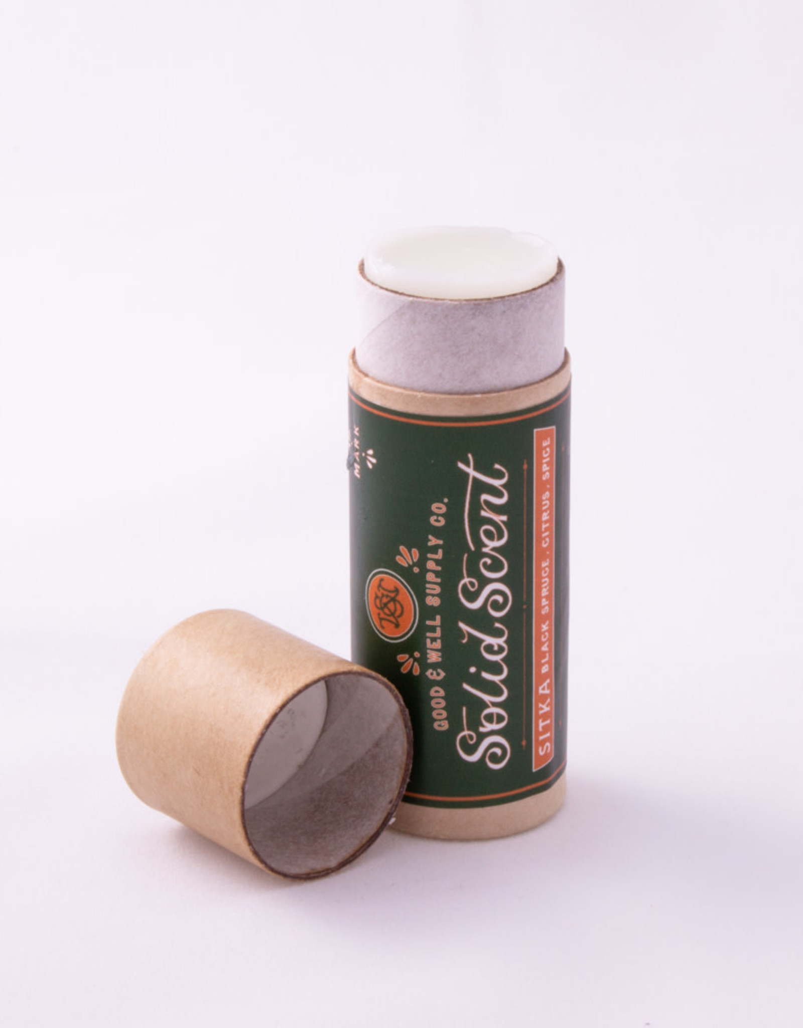 Good and Well Supply Company Solid Scent - Sitka