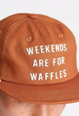 Pyknic Weekends Are For Waffles