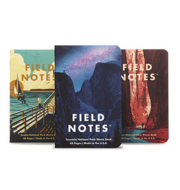 Field Notes National Parks A 3-Pack